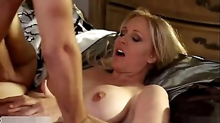 his mother-in-law fuck in the kitchen 4k