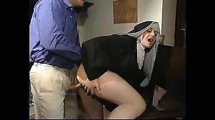 Sister Jessica is a perverse nun!