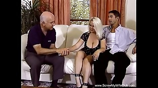 BBW Blonde Housewife Perfect Lovemaking