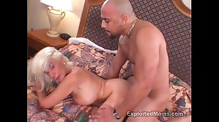 Hot Inexperienced Gilf can get enough of that Big Black Cock in Interracial Flick