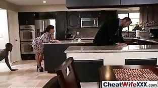 Hard Intercorse With (lisa ann) Superb Cheating Wifey clip-21