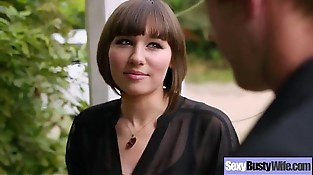 (sensual jane) Mature Busty Hot Wife Like To Bang Xxx movie-28