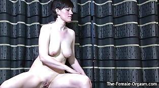 Multi Orgasmic MILF Pops Out Vagina Pulsating Orgasms