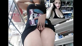 Horny milf working and masturbating at the pharmacy part 7 - getmyCam.com