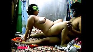 Velamma Bhabhi Sucking Indian Cock