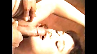 My gorgeous Mom gives me my second horny blowjob The nicer