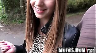 Mofos - Lets Attempt Anal - (Stella Cox) - British Girls First Anal Sex